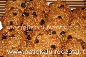 sausainiai sveikuoliai