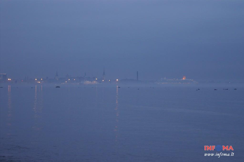 talino uostas temstant